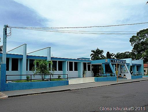 Glória Ishizaka - Guaiçara -  centro ou unidade de saúde 1