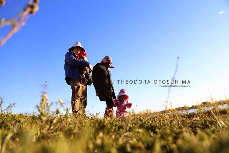 theodoraofosuhima family autumn