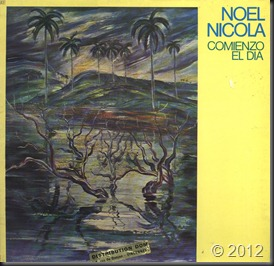 Noel Nicola - Comienzo el dia