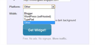 Cómo mostrar posts relacionados en Blogger usando LinkWithin