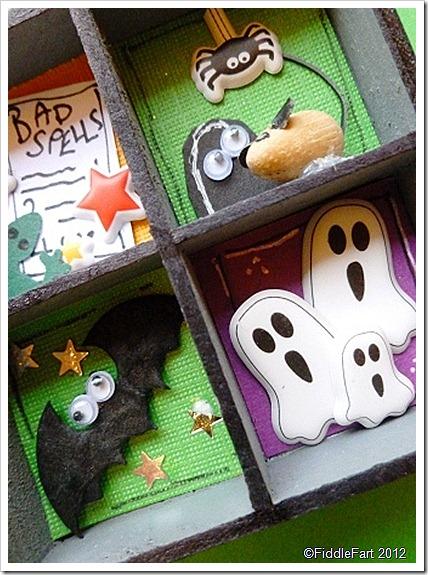 Halloween Printers Tray..
