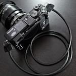 富士フィルムX−E2レザーストラップの画像