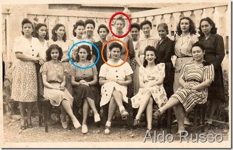 Aldo Russo damas veganas
