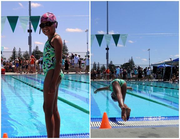 swim meet ella