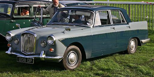 Wolseley 6/110 MkII.