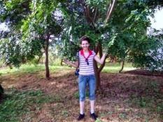 3 - Jovem com hidrocefalia é aprovada para letras em universidade de Goiás 2
