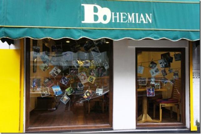 Bohemian - Bondel Road Kolkata