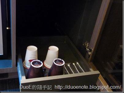 歐遊總統套房102(杜拜)-Mini Bar