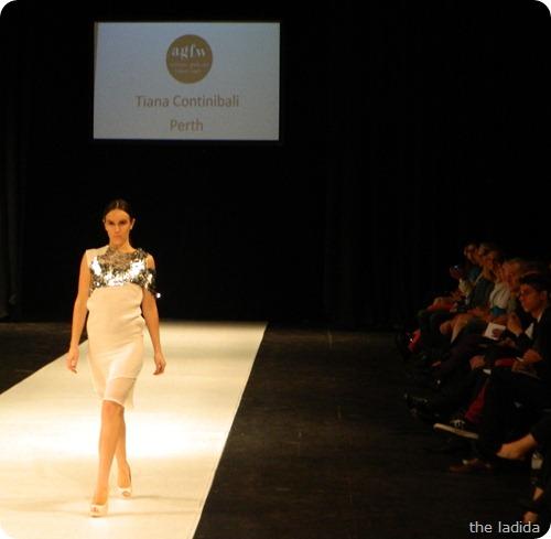 Tiana Continibali - AGFW Fashion Show 2012 (1)