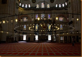 Istanbul, Suleymain Mosque