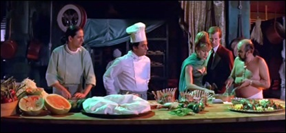 The Cook, the Thief, his Wife and her Lover - 7