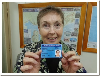 Shirl - Driving License