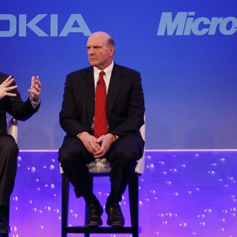 Nokia Bets Everything on Microsoft