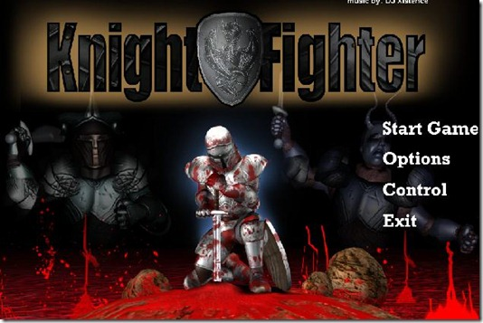 Knight Fighter freeware game (2)