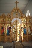 Иконостас в с.Новотроицкое