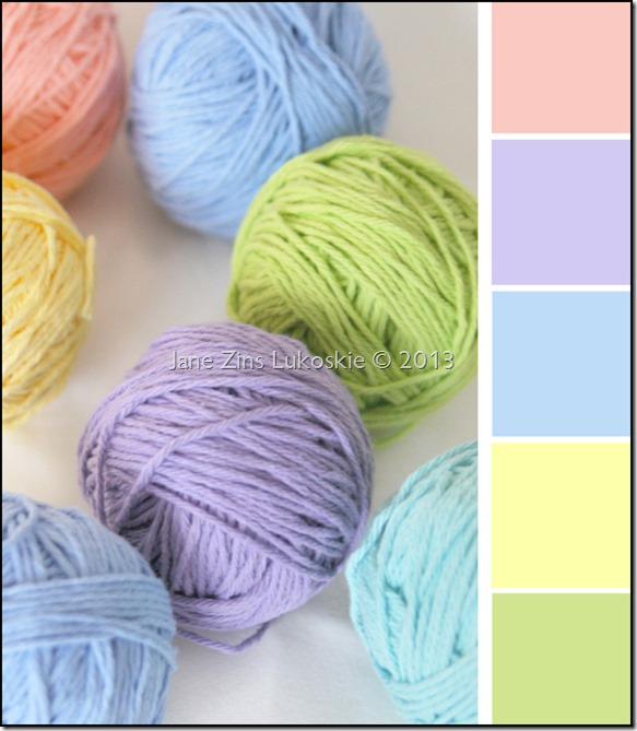 Color Swatch - Yarn