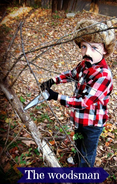 The Woodsman Halloween Costume
