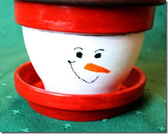 manualidades navidad con macetas (5)