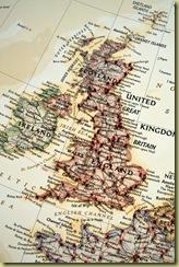 Buffalo BIll vist to UK