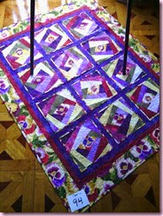 SM-Purple Crazy Patch Pizaaz