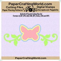 butterfly n flourish-350