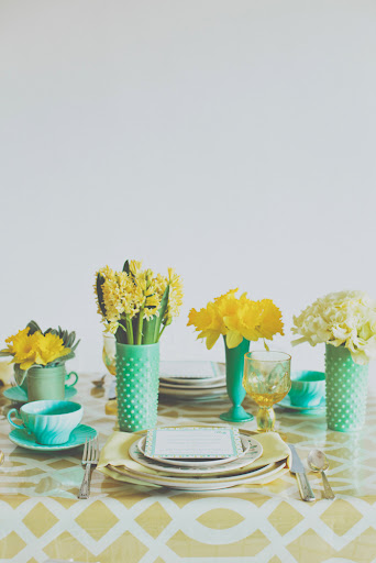 Daffodils never looked so dainty.