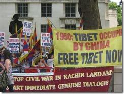 Kachin Protest
