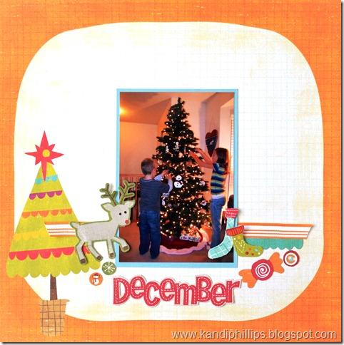 December - Brady