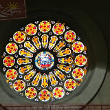 Roseta da Catedral de La Immaculada Concepción -  Cuenca - Equador