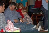 gary and grandkids