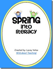 Spring into Literacy
