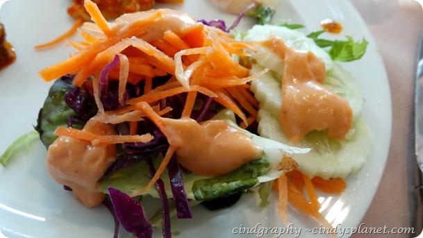 Hotel Royal Penang Buffet Salad