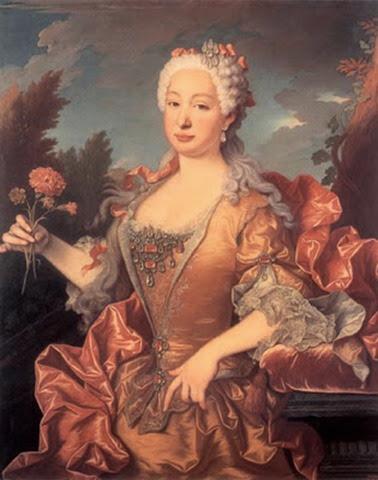 Bárbara de Braganza, infanta de Portugal, consorte de Fernando VI