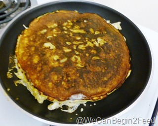 Jan 13 Squash and Flax EggCake 001