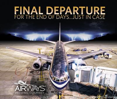 image courtesy Airways Brewing