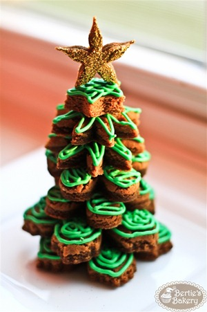 Gingerbread Christmas Tree-2