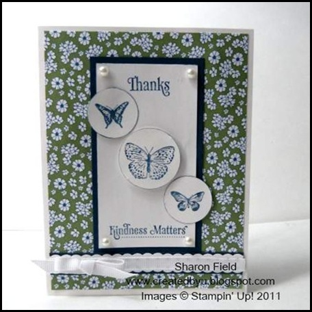 CS42S, Sketch Challenge, New PRoduct, Kindness Matters, Beyond the Garden, 5 minute card, Sharon Field, Createdbyu, Blogspot