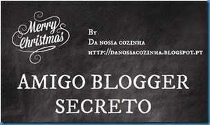 Amigo Blogger Secreto 2014