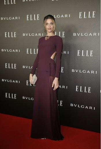 Ana Beatriz Barros - ELLE Style Awards 2014