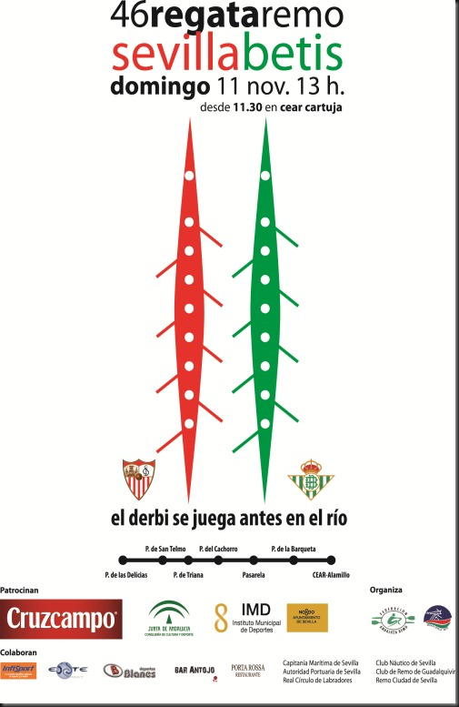 Flyer 46ª Regata Sevilla-Betis Elegido