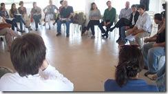 Se realizaron grupos para los talleres