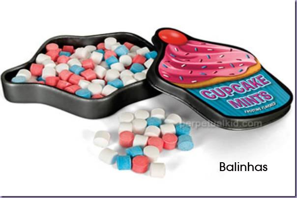 Cupcake-Balinhas