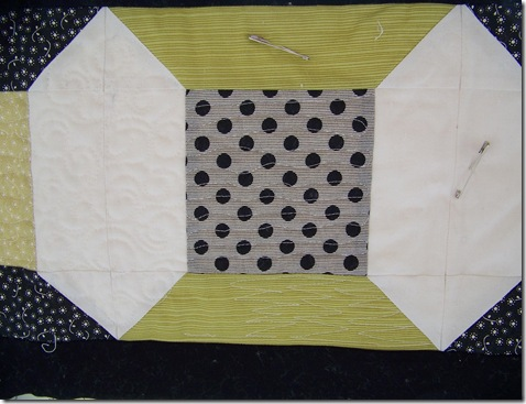stitch hanging