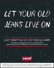 Levis-trade-in-promotion-Singapore-Warehouse-Promotion-Sales