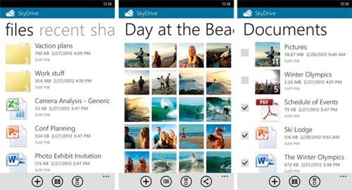SkyDrive-Nokia-Lumia
