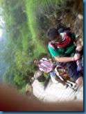 Ranjan on Horse mule to ghangaria