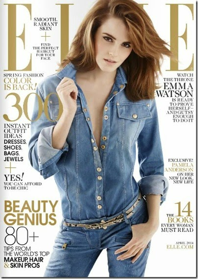 Issuu.com Elle Apr 2014