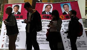 港府、北京、资本家:谁在治理香港?