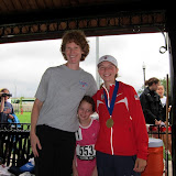 First Place medal went to Abby Dunn (US).