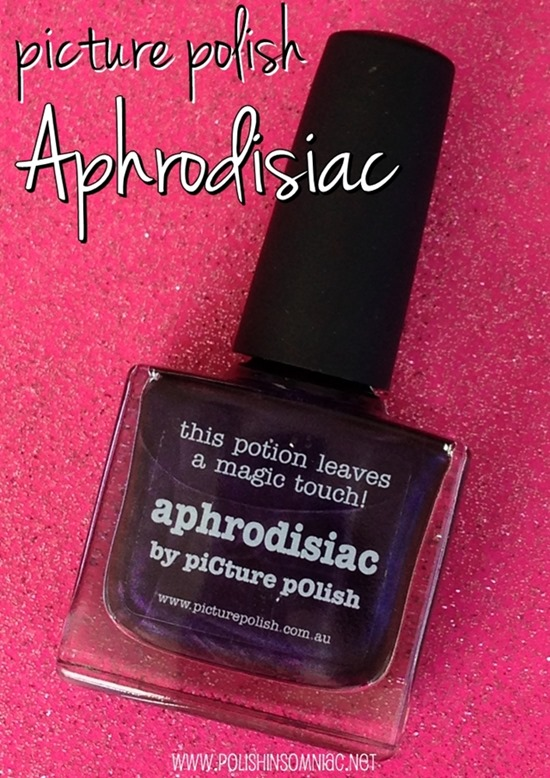 Picture Polish Aphrodisiac bottle shot